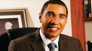 The Honourable Minister Andrew Holness
